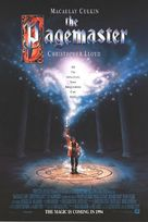 The Pagemaster - Movie Poster (xs thumbnail)