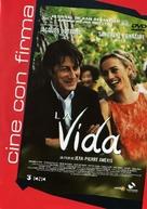 C'est la vie - Spanish Movie Cover (xs thumbnail)