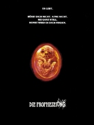 Prophecy - German Movie Poster (xs thumbnail)