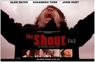 The Shout - British Movie Poster (xs thumbnail)
