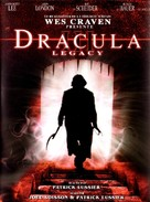 Dracula III: Legacy - French Movie Cover (xs thumbnail)
