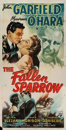 The Fallen Sparrow - Movie Poster (xs thumbnail)