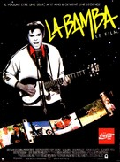 La Bamba - French Movie Poster (xs thumbnail)