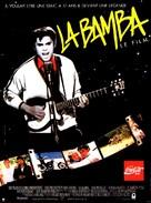 La Bamba - French Movie Poster (xs thumbnail)