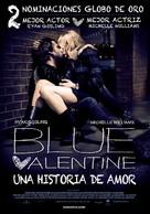 Blue Valentine - Uruguayan Movie Poster (xs thumbnail)