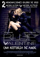 Blue Valentine - Uruguayan Movie Poster (xs thumbnail)