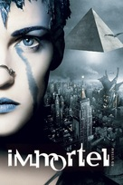 Immortel (ad vitam) - French DVD cover (xs thumbnail)