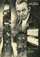 The Naked City - German poster (xs thumbnail)