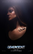 Divergent - Movie Poster (xs thumbnail)
