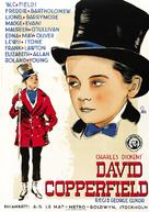 The Personal History, Adventures, Experience, & Observation of David Copperfield the Younger - Swedish Movie Poster (xs thumbnail)