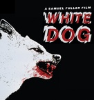 White Dog - Blu-Ray cover (xs thumbnail)