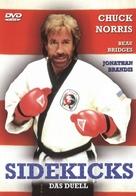 Sidekicks - German DVD cover (xs thumbnail)