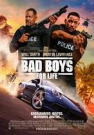 Bad Boys for Life - Spanish Movie Poster (xs thumbnail)