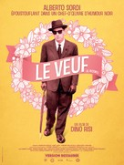 Il vedovo - French Movie Poster (xs thumbnail)