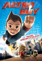 Astro Boy - DVD cover (xs thumbnail)