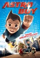 Astro Boy - DVD movie cover (xs thumbnail)