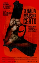 Se Nada Mais Der Certo - Brazilian Movie Poster (xs thumbnail)