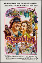 Kazablan - Movie Poster (xs thumbnail)