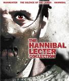 Manhunter - Blu-Ray movie cover (xs thumbnail)