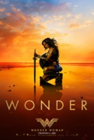 Wonder Woman - Icelandic Movie Poster (xs thumbnail)