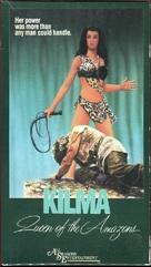Kilma, reina de las amazonas - VHS cover (xs thumbnail)