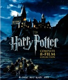 Harry Potter and the Chamber of Secrets - Blu-Ray cover (xs thumbnail)