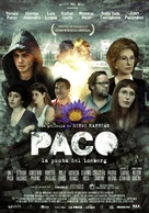 Paco - Argentinian DVD cover (xs thumbnail)