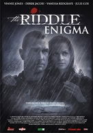 The Riddle - Romanian Movie Poster (xs thumbnail)
