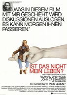 Whose Life Is It Anyway? - German Movie Poster (xs thumbnail)