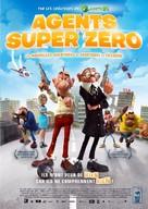 Mortadelo y Filemón contra Jimmy el Cachondo - French Movie Cover (xs thumbnail)