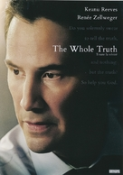 The Whole Truth - Canadian DVD movie cover (xs thumbnail)