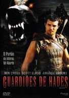Hellhounds - Portuguese DVD cover (xs thumbnail)