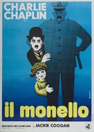 The Kid - Italian Movie Poster (xs thumbnail)