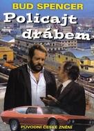 Piedone lo sbirro - Czech DVD cover (xs thumbnail)