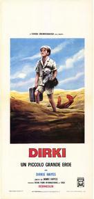 Dirkie - Italian Movie Poster (xs thumbnail)
