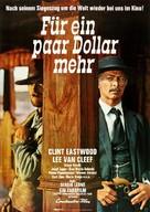 Per qualche dollaro in più - German Re-release movie poster (xs thumbnail)