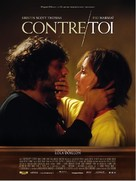 Contre toi - Belgian Movie Poster (xs thumbnail)