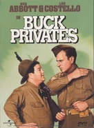 Buck Privates - DVD movie cover (xs thumbnail)