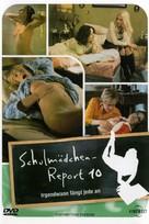 Schulmädchen-Report 10: Irgendwann fängt jede an - German DVD cover (xs thumbnail)