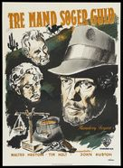 The Treasure of the Sierra Madre - Danish Movie Poster (xs thumbnail)
