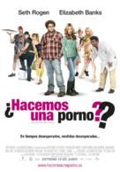 Zack and Miri Make a Porno - Spanish Advance poster (xs thumbnail)