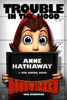 Hoodwinked! - Movie Poster (xs thumbnail)