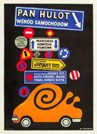 Trafic - Polish Movie Poster (xs thumbnail)