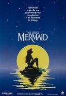 The Little Mermaid - Teaser movie poster (xs thumbnail)