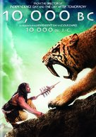 10,000 BC - Canadian DVD cover (xs thumbnail)
