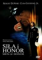 Men Of Honor - Polish Movie Cover (xs thumbnail)