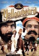 Yellowbeard - DVD cover (xs thumbnail)