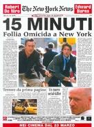 15 Minutes - Italian Movie Poster (xs thumbnail)