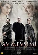 Av mevsimi - Turkish Movie Poster (xs thumbnail)