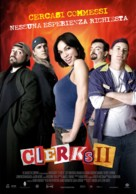 Clerks II - Italian Theatrical movie poster (xs thumbnail)